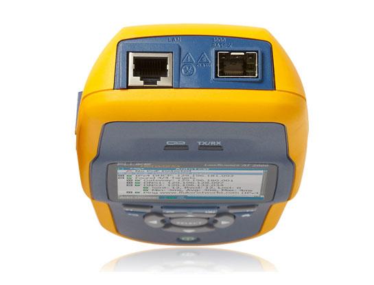 FLUKE NETWORKS LinkRunner AT 2000 Network Auto-Tester - Adds Fibre,